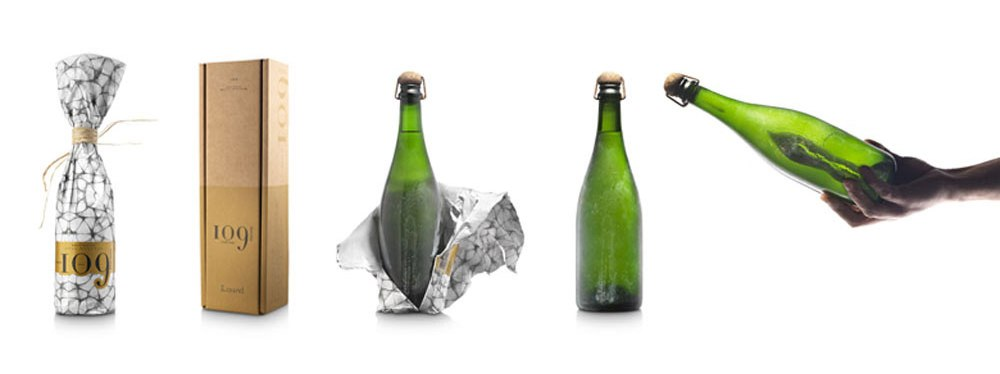109 Gran Reserva Wine - Packaging Design by Freelance Graphic Designer Pagà Disseny.