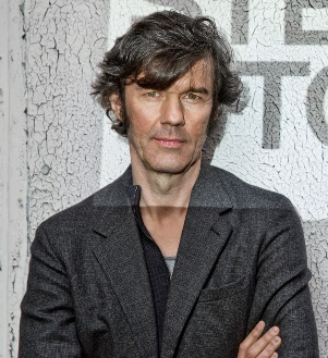 Stefan Sagmeister. Legendary graphic designer at Sagmeister & Walsh. His thought about when graphic design really pays off inspired me to write this blog post about finding your niche as a graphic designer. Click to visit Sagmeister's design agency!