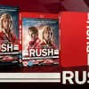 Rush. Double-Play Steelbook Design by Freelance Graphic Designer Elliot Cardona.