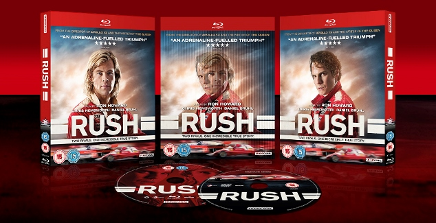 Rush. Packaging Design (Lenticular 3D) by Freelance Graphic Designer Elliot Cardona. Click to Visit Elliot's Design Portfolio!