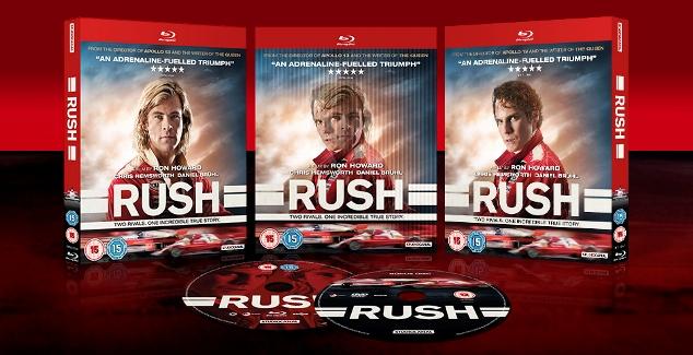 Rush. Packaging Design (Lenticular 3D) by Freelance Graphic Designer Elliot Cardona. Click to Visit Elliot's Design Portfolio!