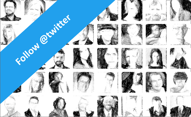399 Twitter Prospects for Design Referrals