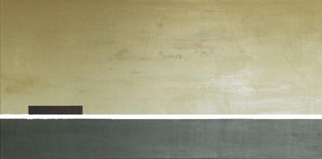 Minimalist Painting by Justin Page Wood. Click to see more!