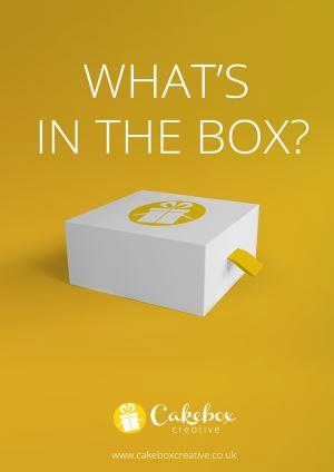 """Google AdWords for Freelance Creatives. The free """"Goodie Box."""" Join Cakebox Creative's mailing list to get Andrew's """"Goodie Box!"""" Click here!"""