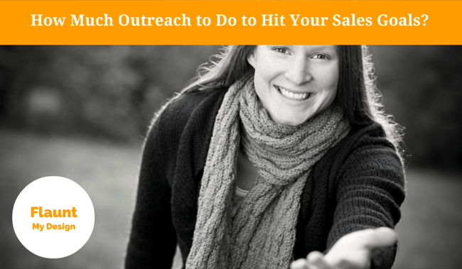 Direct Outreach Calculator. How Much Outreach to Do to Hit Your Sales Goals