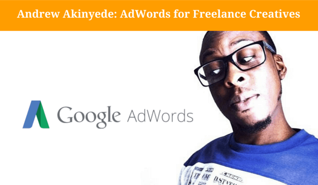 Google AdWords for Freelance Creatives
