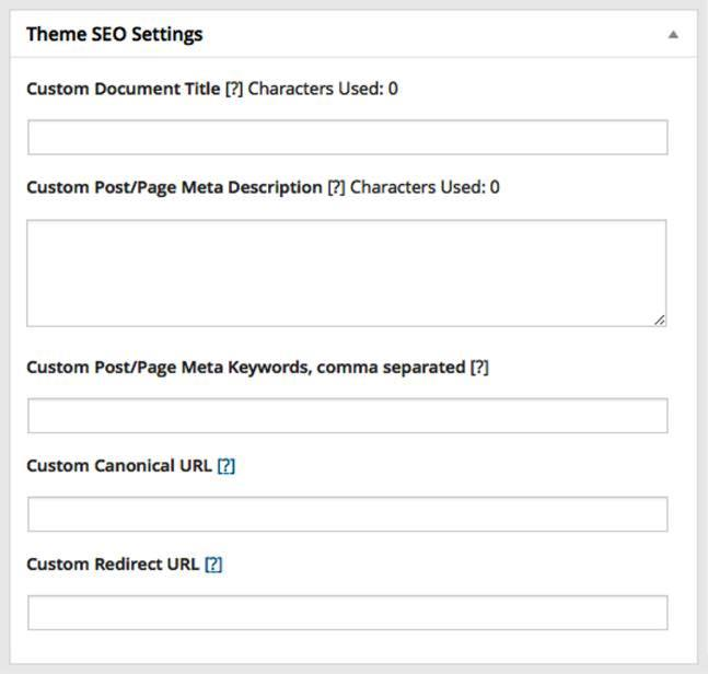 SEO for Freelance Creatives. The SEO Settings Used by Freelance Graphic Designer Brent Galloway. Click to check out the theme!