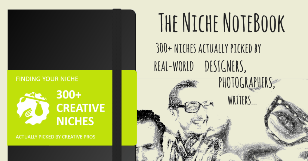 400 Niche Market Examples For Creative Professionals Flaunt My Design