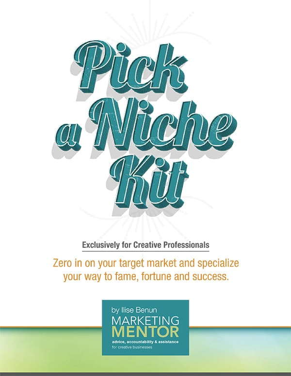 The Pick a Niche Kit