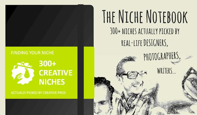 62 New Web Design Niches | The Niche Notebook