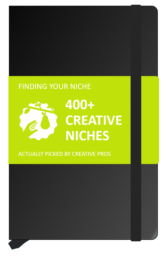 Finding Your Creative Niche Examples