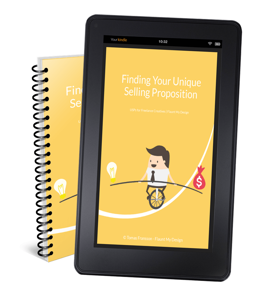 Finding Your Unique Selling Proposition | USPs for Freelance Creatives [new & free eBook]