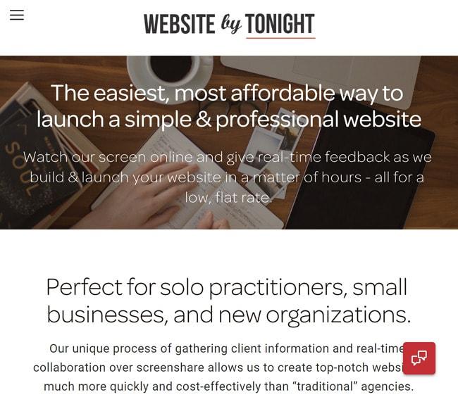 How to Differentiate & Sell Vanilla Design and Development Services - 3 Gutsy Ways - WebsiteByTonight